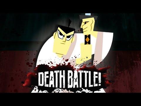 Samurai Jack Jumps Good Into DEATH BATTLE