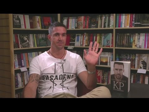 Kevin Pietersen labels leaked ECB dossier 'embarrassing' [AMBIENT]