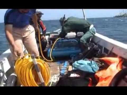 Diving di Lepas Pantai Pulau Oar Kec. Sumur Kab. Pandeglang Banten