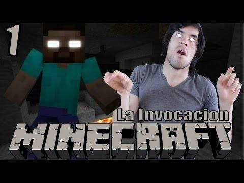 HEROBRINE Minecraft La Invocación 1