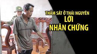 Nhân chứng kể lại giây phút thảm sát kinh hoàng ở Thái Nguyên