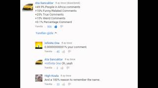 My Best Comments Ever