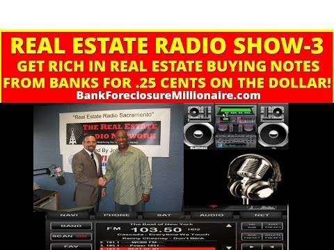 Note Buying Sacramento Real Estate Radio Interview of Terry Bontemps - Part 3
