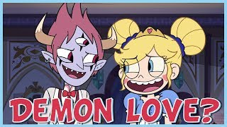 Star and Tom are RELATED?!?- Star vs. the Forces of Evil Theory