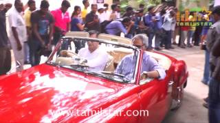 The Chennai Heritage Oldcar Rally At Jiiva