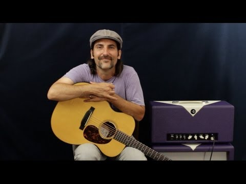 How To Play - The Wallflowers - One Headlight - Acoustic Guitar Lesson - EASY