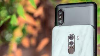 Redmi Note 6 Pro vs Poco F1 Camera Comparison