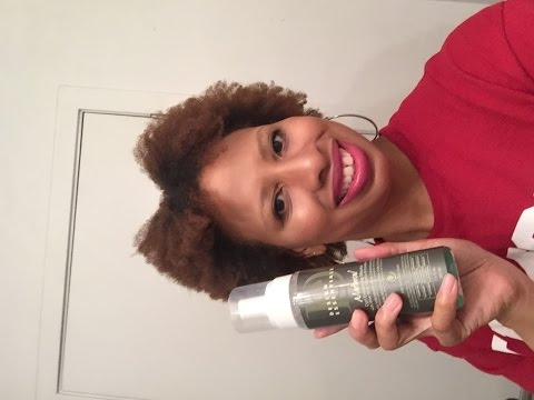 Wash n Go Chronicles Part 5 with Design Essentials Natural Curl Enhancing Mousse