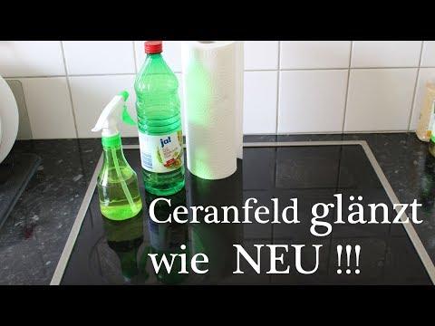 Ceranfeld Reinigen Tipps Reinigung