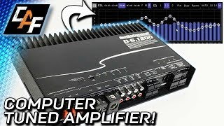 DSP INSIDE! AudioControl D-6.1200 Overview