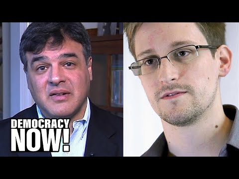 CIA Whistleblower John Kiriakou on Edward Snowden: He Will Not Get a Fair Trial