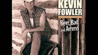 Watch Kevin Fowler Drinkin Days video