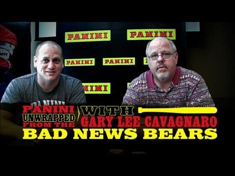 The Panini America Interview: 'Bad News Bears' Actor Gary Lee Cavagnaro Talks Cards, Co-Stars