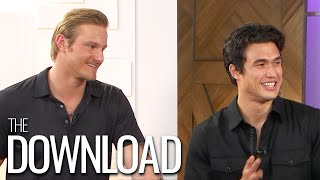 Alexander Ludwig and Charles Melton Test Their Friendship In a Round of 'Bad Bros For Life'
