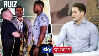 """I'm picking Ruiz!"" -Shane McGuigan on the ONE change that could effect Anthony Joshua vs Ruiz 