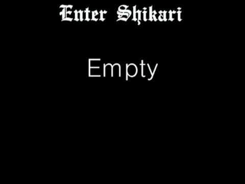 Enter Shikari - Empty
