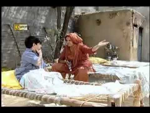 Nartopa Hazro Nikammay Puttar (pothwari Drama) Part2013 video