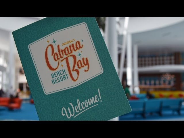 Universal's Cabana Bay Beach Resort Family Suite Detailed Room Tour (Accessible Shower)
