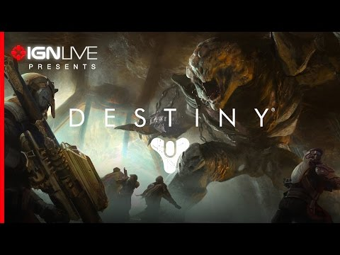 IGN Live Presents: Destiny Review in Progress - Day 0