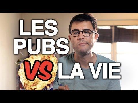 Cyprien - Les pubs VS La vie