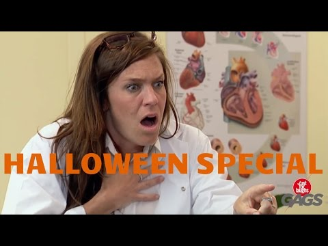 Just For Laughs Gags - Halloween Special 2016