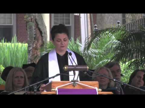 Agnes Scott College, 125th Commencement Speech, 2014