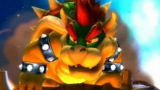 Super Mario Galaxy 100% Walkthrough - Part 26 - Bowser