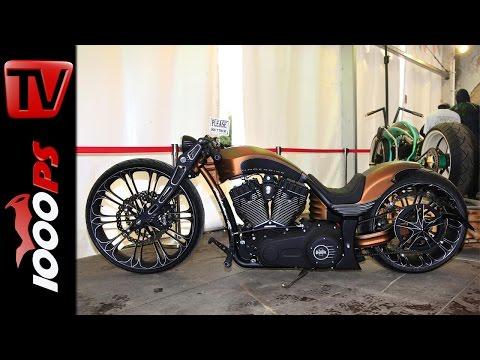 Thunderbike   Harley Davidson Custombike