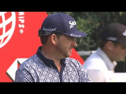 Graeme McDowell sets pace with lead at HSBC