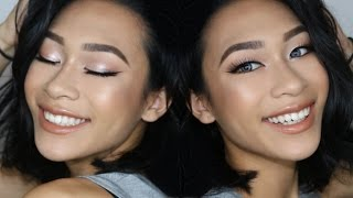 Pink Champagne Makeup Tutorial | GRWM || ThatsSoYin