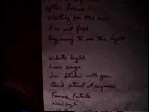 Velvet Underground set list