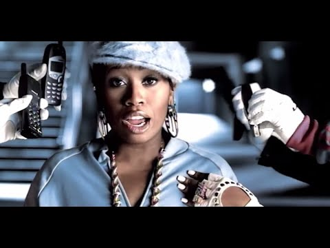 Mix - Missy Elliott - Work It (Official Video)