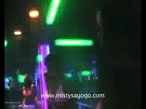 Club Mistys a go go bar pattaya Thailand