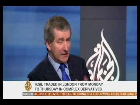 JP Morgan $2bn single deal loss....just a banking issue ?  Al Jazeera 11 May 2012