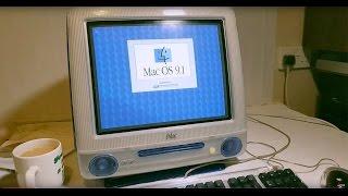 Rebuilding An iMac G3 OS 9.1 From Original Discs & Playing Original Games