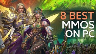 The 8 best MMOs on PC