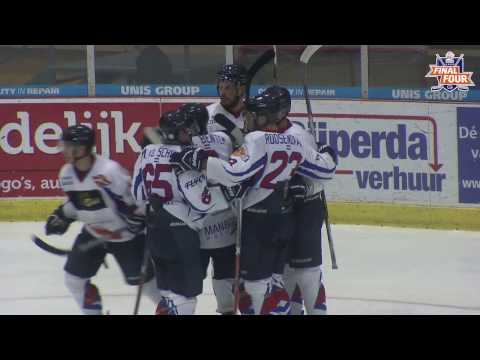 Samenvatting Finale Final Four Unis Flyers - HIJS Den Haag 26 februari 2017