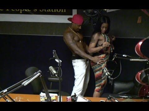 Stevie J and Joseline Really Turn Up in the Studio and Take Shots at Mimi and Nikko: Big Tigger Show