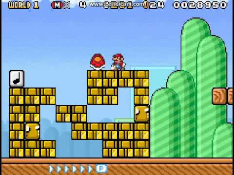 Super Mario Advance 4 - Super Mario Bros. 3 - Super Mario Advance 4 - Super Mario Bros. 3 + Energy Drink - User video