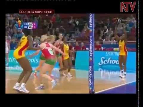 Netball World Cup: She-Cranes progress to next round despite 47-49 loss to Wales