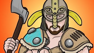 THE BANANA VIKING - For Honor Early Access Gameplay