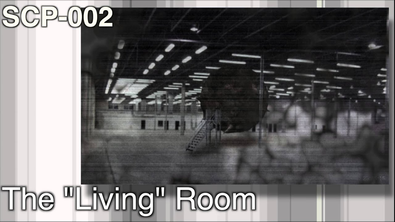 Scp reading podcast scp 002 the living room youtube for The living room 002