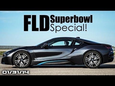 BMW Delays iModels, FLD on Superbowl Blvd, Superbowl Commercials, Rapid Fire News, & More!