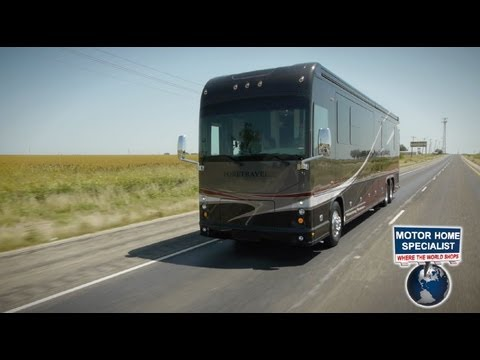 $1.2M Foretravel Luxury Motor Coach on Sale at MHSRV.com 2013 IH45