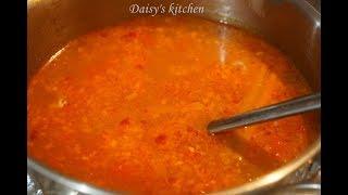 Tom Yum hot pot recipe