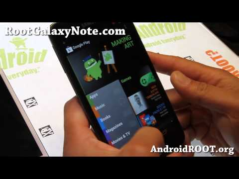 JellyBAM ROM for Rooted Galaxy Note! [GT-N7000/SGH-i717]