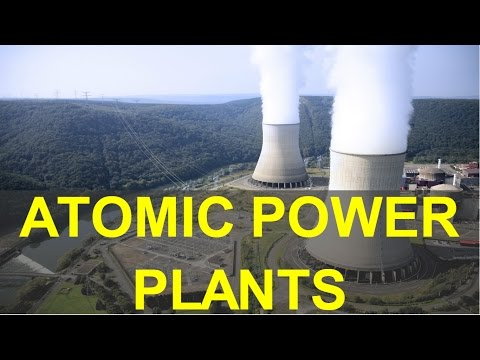 Nuclear  Power Plants in INDIA (for SSC , Railway , Banking and other Govt exams)