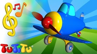 TuTiTu Toys and Songs for Children | Airplane