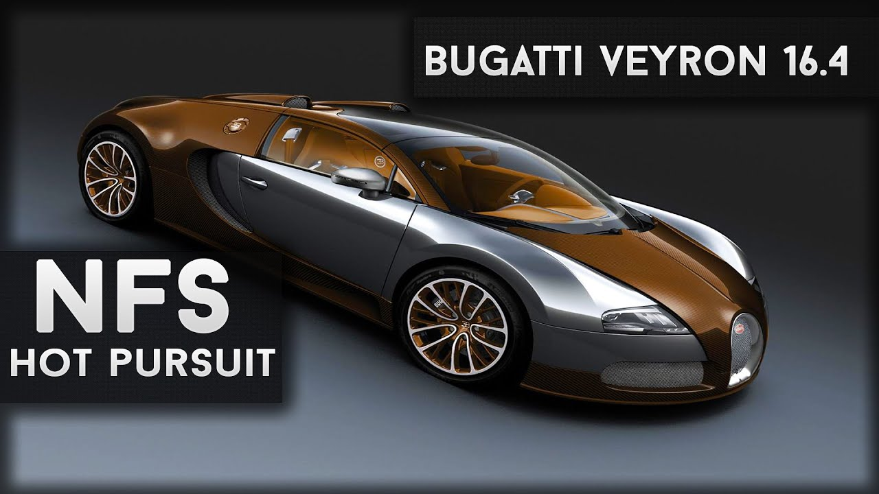 bugatti veyron 16 4 grand sport need for speed hot pursuit full hd 60 fps youtube. Black Bedroom Furniture Sets. Home Design Ideas