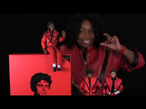 Taking the Michael Jackson Hot Toy Thriller Doll To The Next Level (Part 1)
